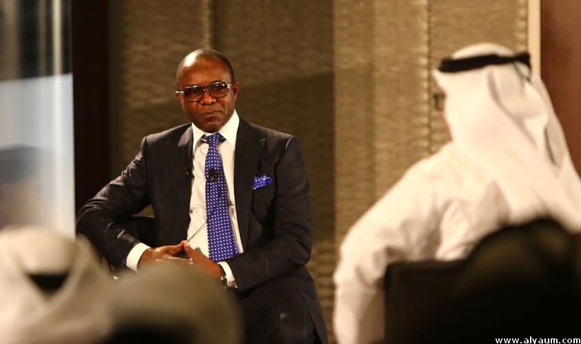 وزير النفط النيجيري إيمانويل ايبي كاتشيكو