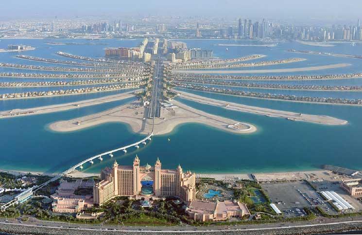 القطاع السياحي أحد ركائز الاقتصاد الإماراتي