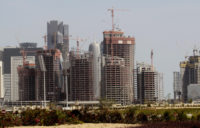 تراجعت أسعار المساكن في قطر