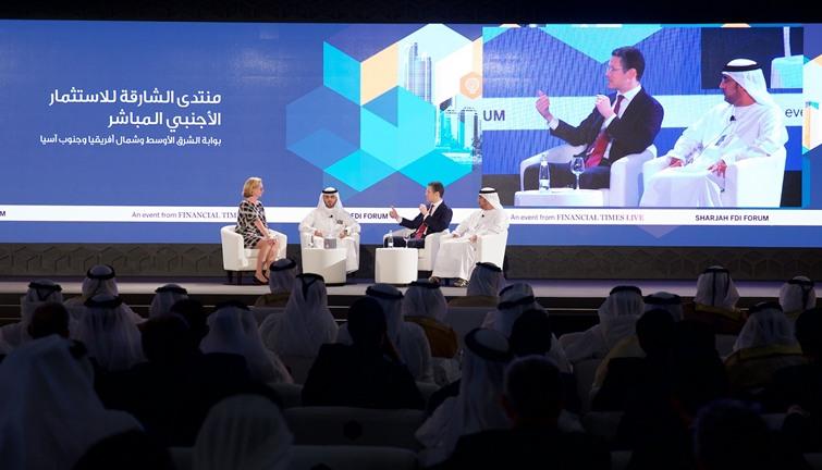 الدور الثانية لمنتدى الشارقة للاستثمار في 2016