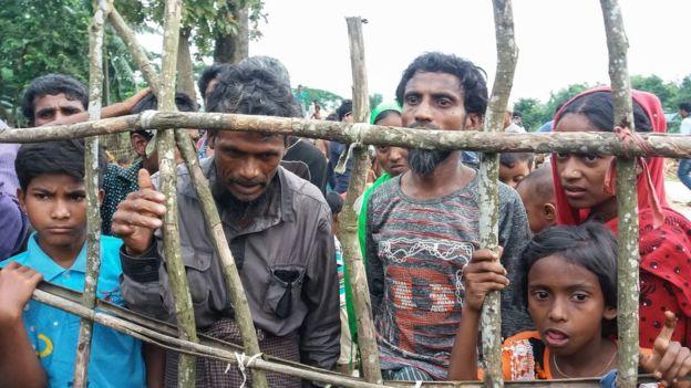مسلمي الروهينجا