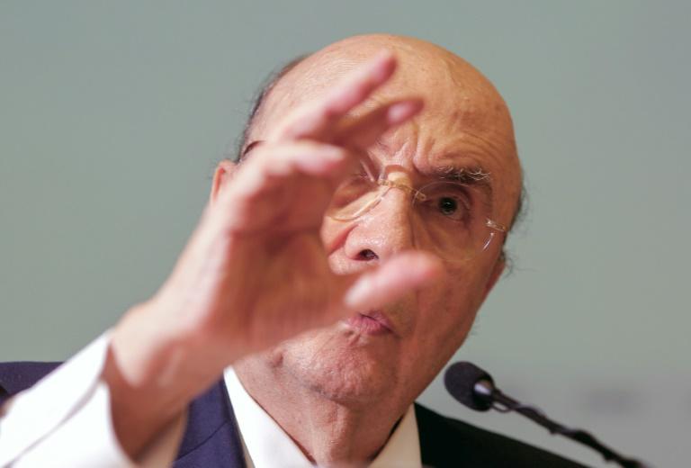وزير المالية البرازيلي