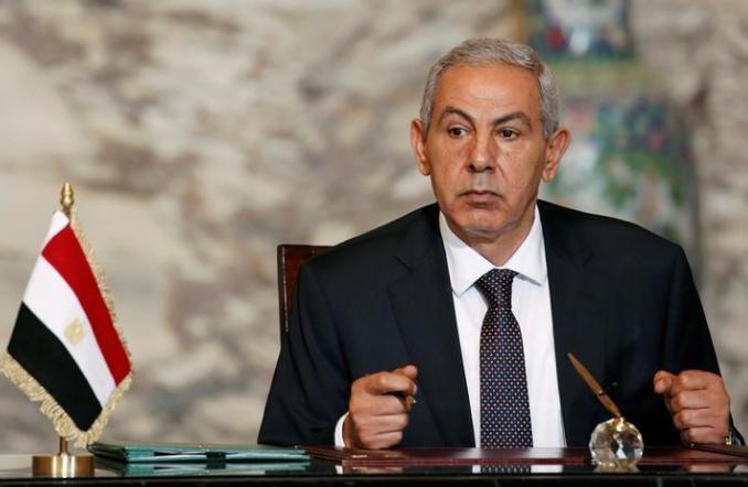 وزير التجارة والصناعة المصري طارق قابيل