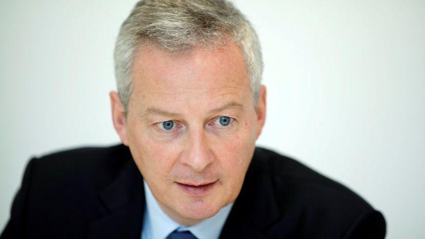 وزير الاقتصاد والمالية الفرنسي برونو لومير