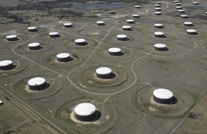 مخزونات النفط الأمريكية ترتفع 1.4 مليون برميل
