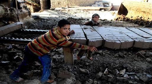 152 مليون طفل يعملون في العالم