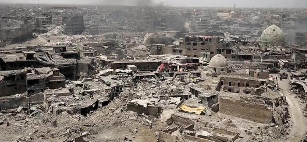 دمار الموصل