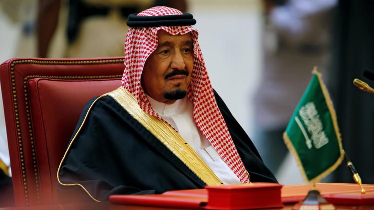 العاهل السعودي