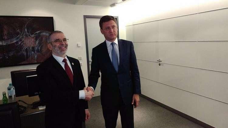 روسيا وليبيا تبحثان سبل التعاون في مجال النفط والغاز