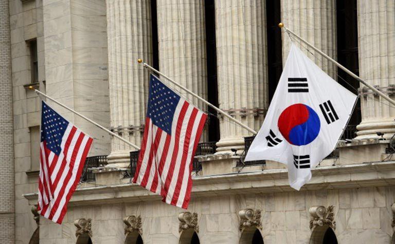 اتفاق التجارة الحرة بين كوريا الجنوبية وأمريكا