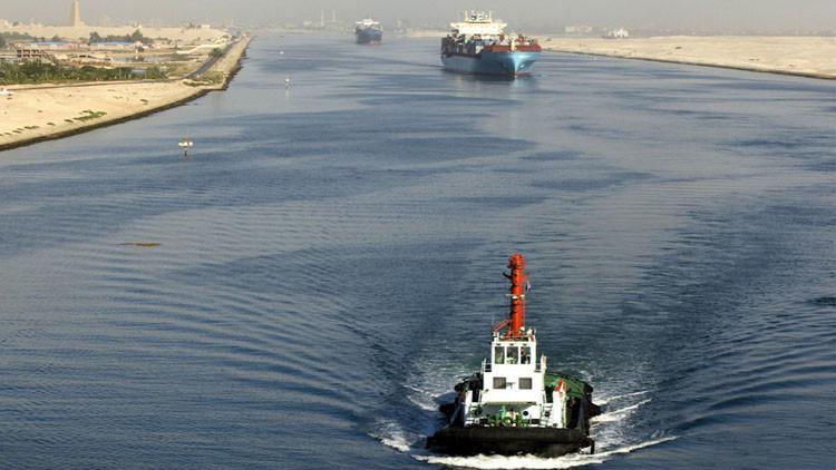 قناة السويس في مصر
