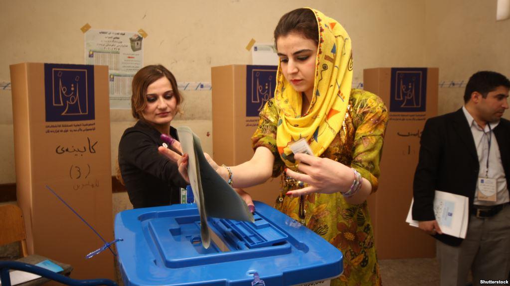 الاستفتاء على استقلال كردستان