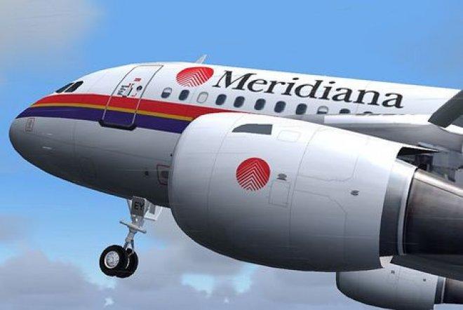 الشركة الأم الجديدة لشركة الطيران الإيطالية ميريديانا