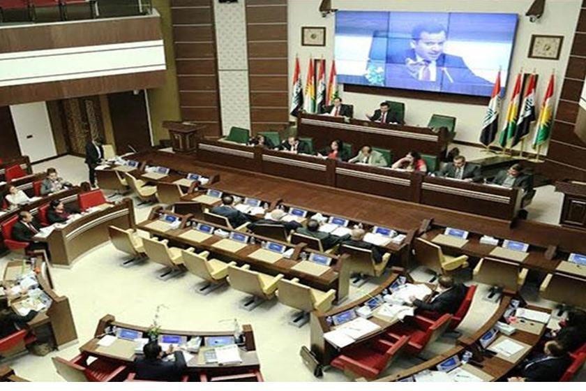 البرلمان الكردستاني يعقد جلسة خاصة للرد على قرارات بغداد وموقفها من الاستفتاء