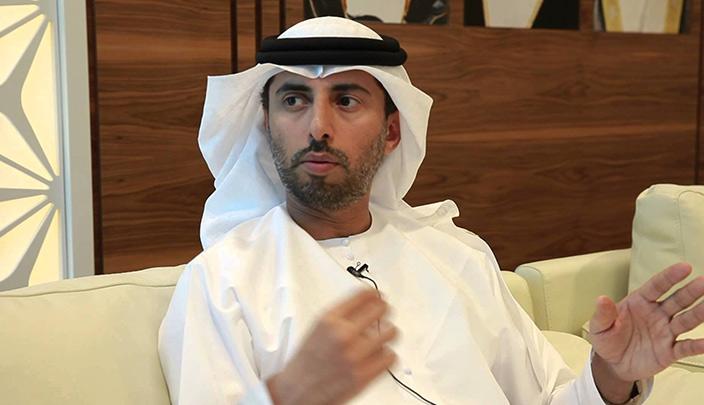 وزير الطاقة الاماراتي