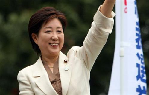 حاكمة طوكيو يوريكو كويكي