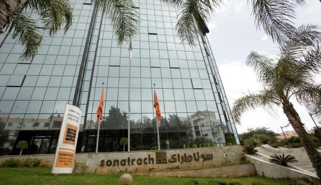 مقر شركة سوناطراك الجزائرية للطاقة