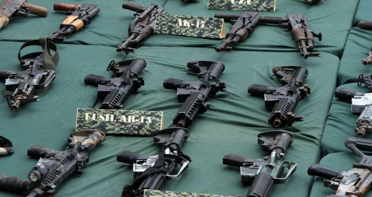 معرض للأسلحة