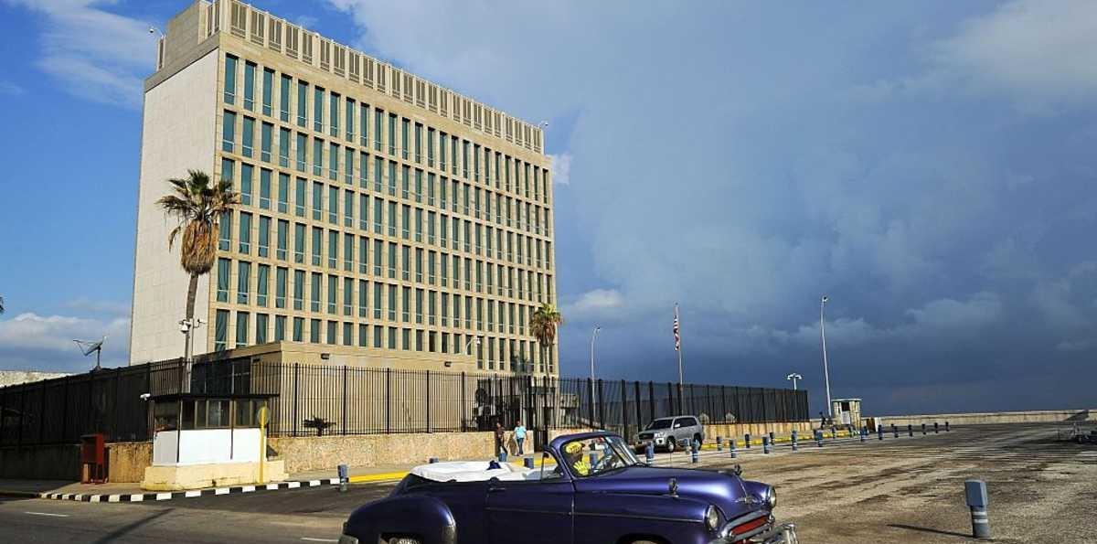 السفارة الأميركية في هافانا