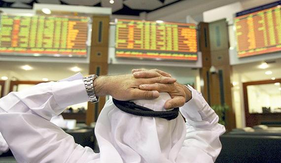 التراجع يخيم على أغلب بورصات الخليج