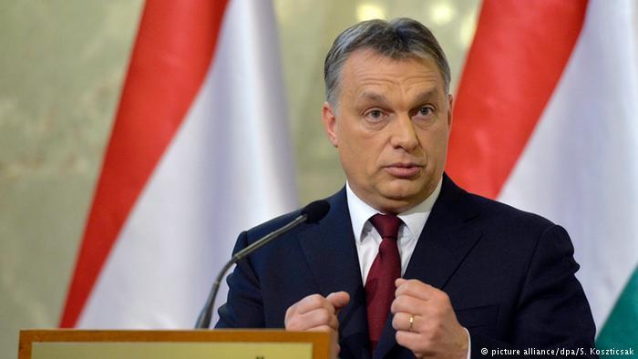 فيكتور أورربان رئيس وزراء المجر