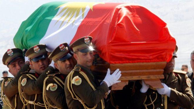 نقل جثمان جثمان طالباني من ألمانيا