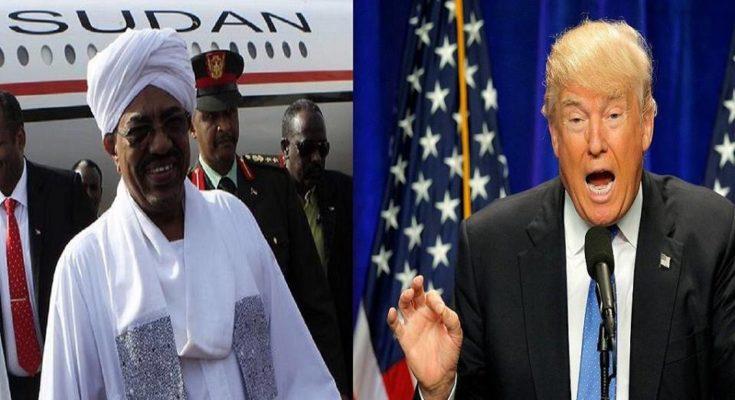 ترامب يرفع عقوبات عن السودان