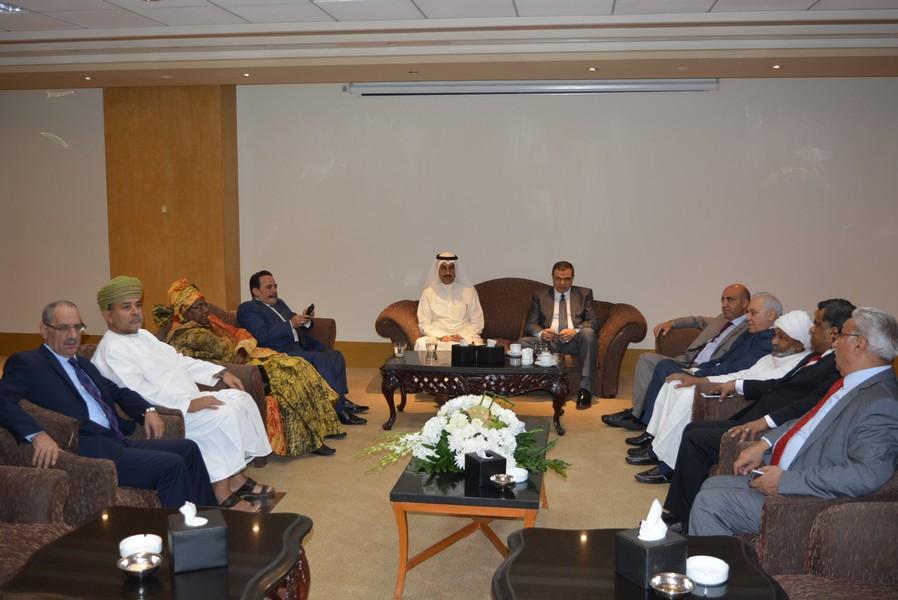 جانب من أعمال دورة منظمة العمل العربية