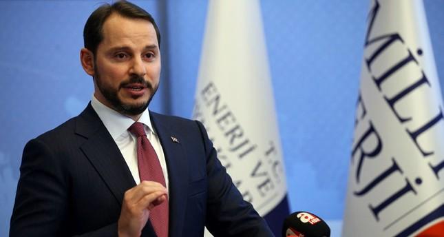 وزير الطاقة التركي- براءت البيرق