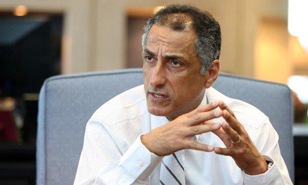 محافظ البنك المركزي المصري