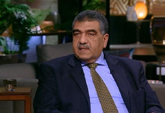 الدكتور أشرف الشرقاوى، وزير قطاع الأعمال العام