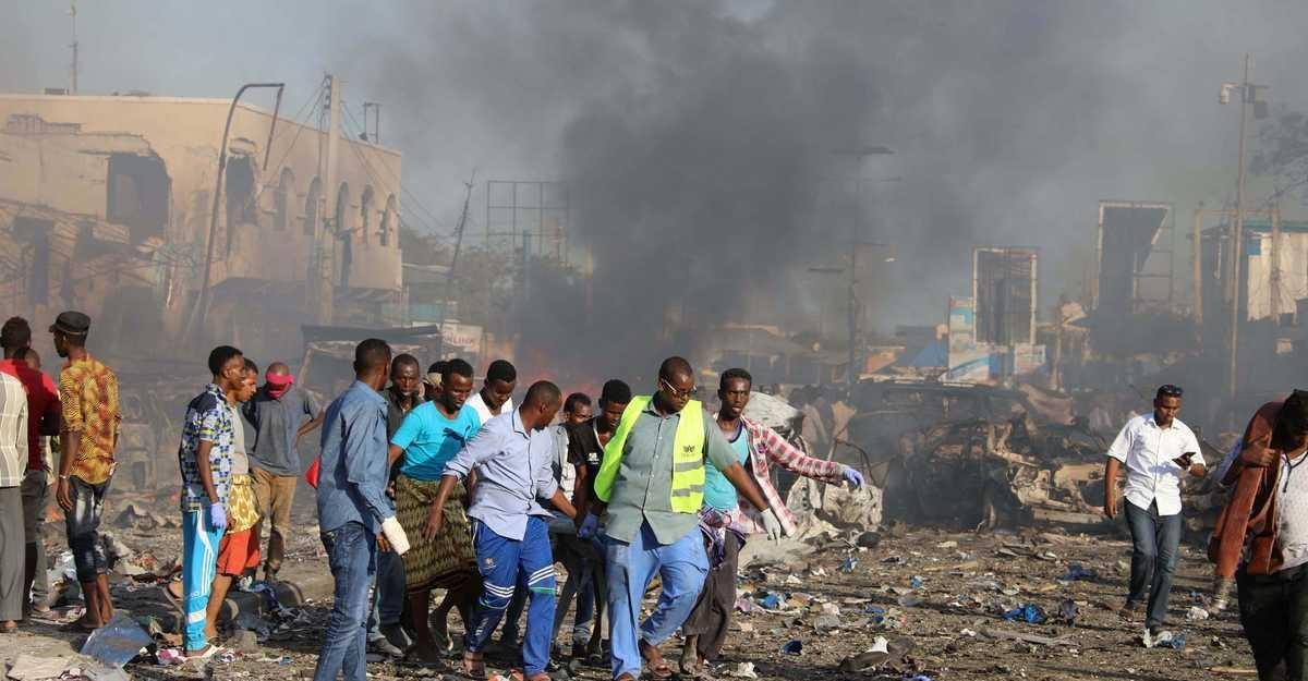 انفجار بالعاصمة الصومالية