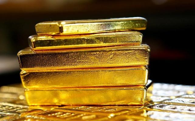 استقر الذهب