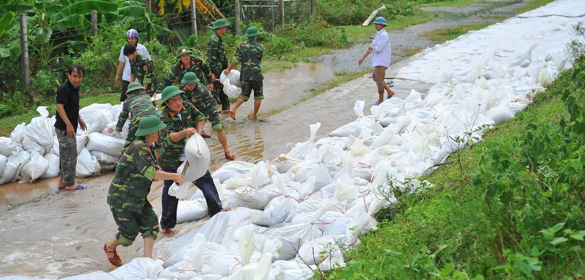 فيتنام تستعد لكارثة جديدة