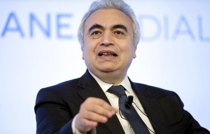 فاتح بيرول المدير التنفيذي لوكالة الطاقة الدولية في صورة من أرشيف رويترز