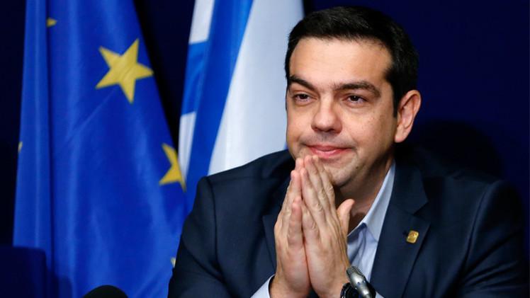 رئيس الوزراء اليوناني الكسيس تسيبراس
