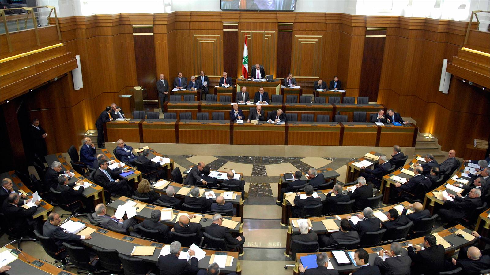 برلمان لبنان يوافق على أول ميزانية عامة للبلاد منذ 12 عاما
