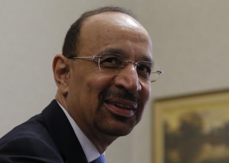 وزير النفط السعودي