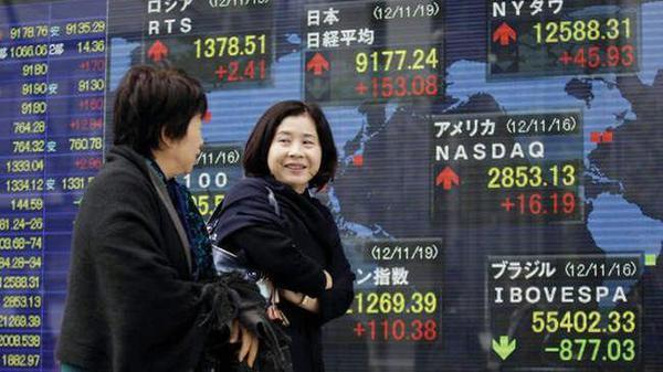 مؤشر الأسهم اليابانية نيكي