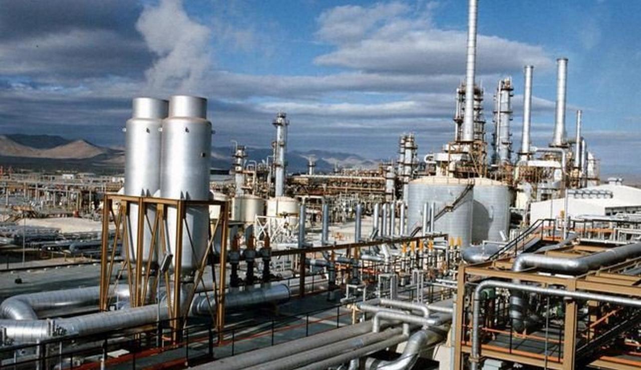 انتاج البتروكيماويات