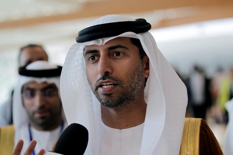 وزير الطاقة الإماراتي، سهيل المزروعي
