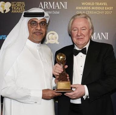 توزيع جوائز السفر العالمية