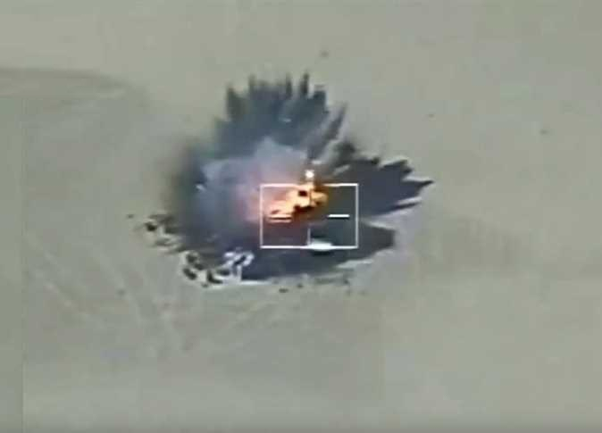 إحباط محاولة لاختراق الحدود مع ليبيا