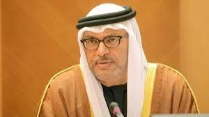 وزير الدولة للشؤون الخارجية الإماراتي