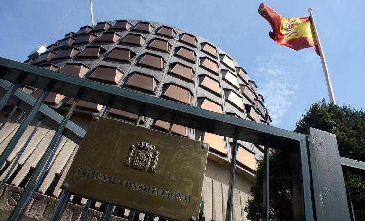 المحكمة الدستورية في اسبانيا