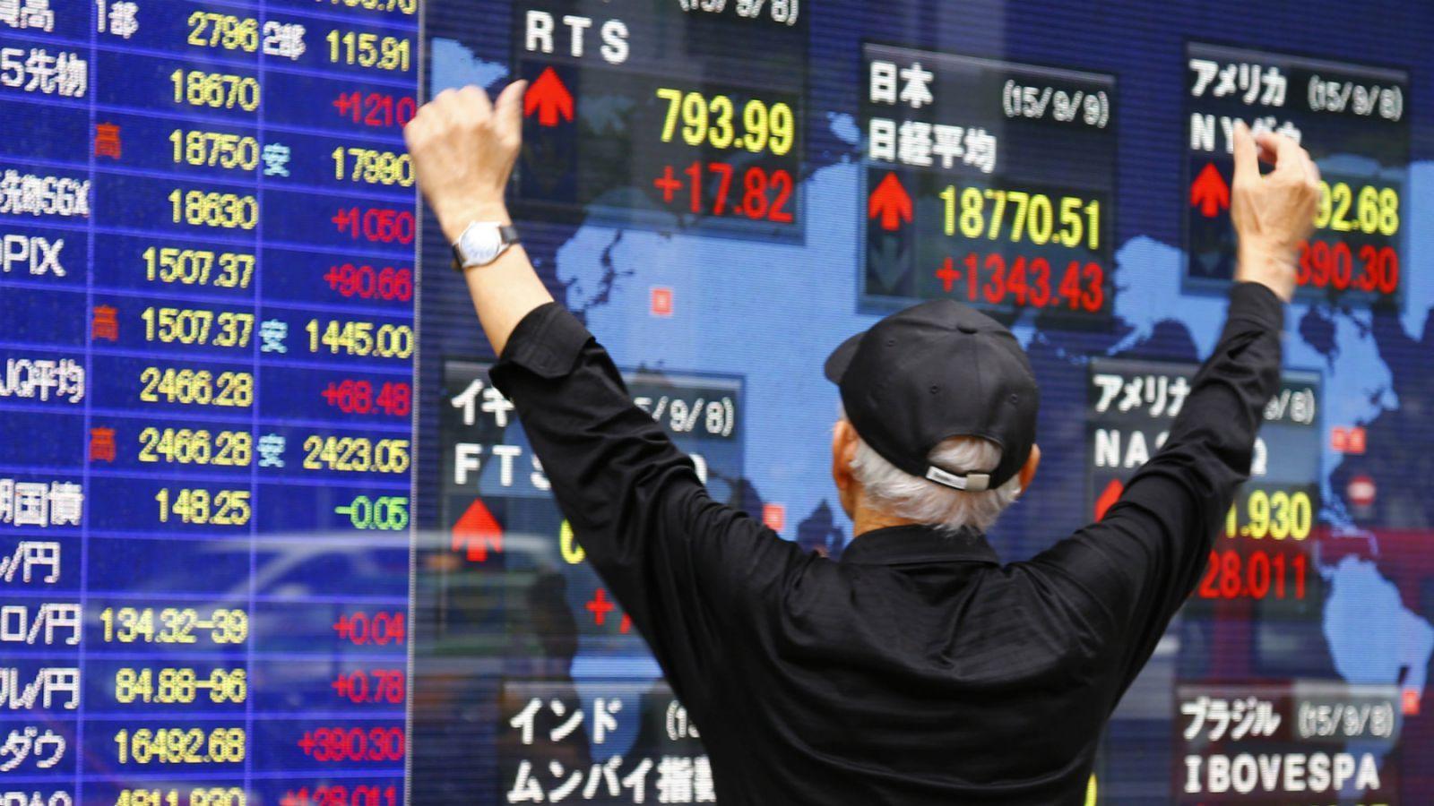 ارتفاع الأسهم اليابانية