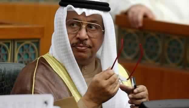 الشيخ جابر مبارك الحمد الصباح