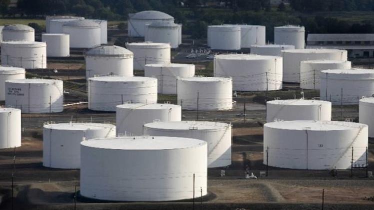 مخزونات النفط الامريكية
