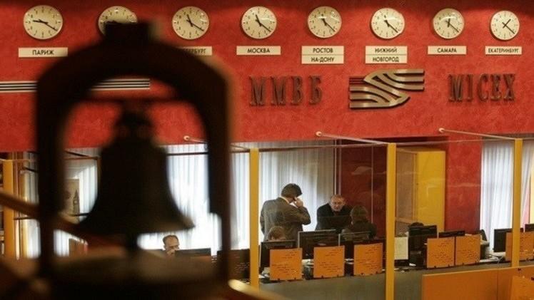 بورصة موسكو