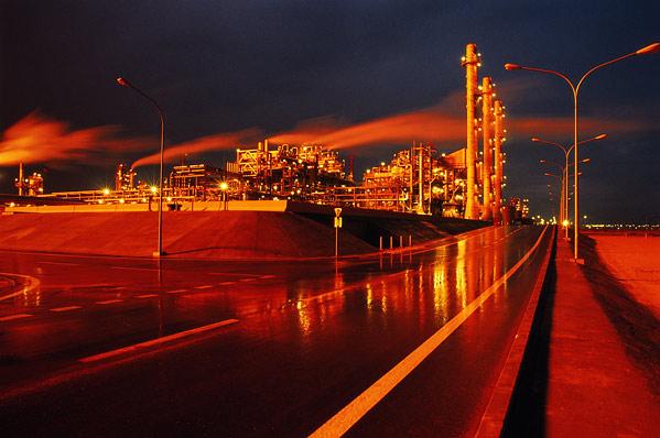 الصناعات النفطية فى الكويت